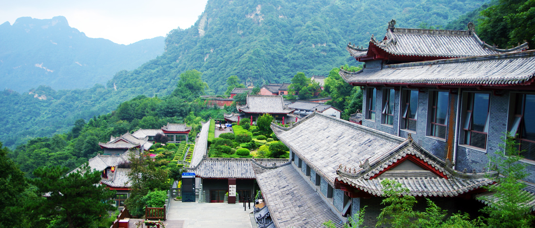 Paysage des Monts Wudang