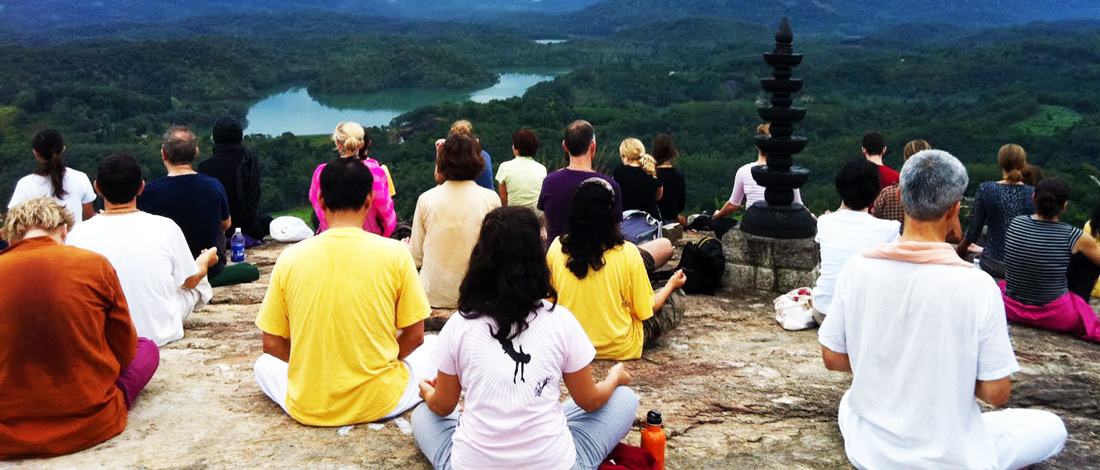 Méditation en Yoga Sivananda