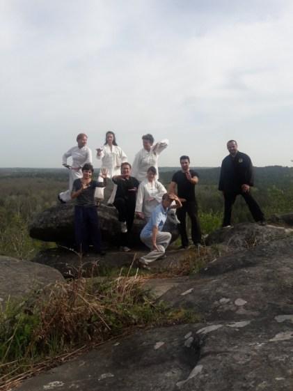 Les stages en forêt de Fontainebleau