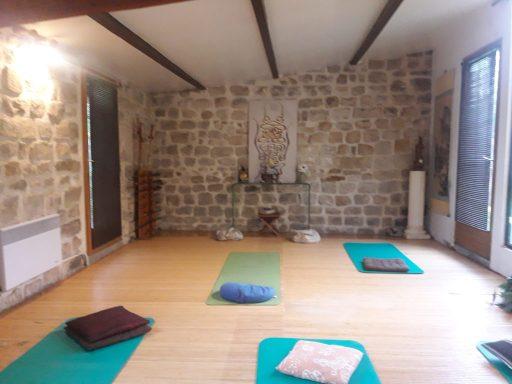 Salle de Yoga à Barbizon