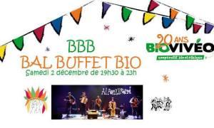 Bal Buffet Bio//samedi 2 décembre//Juvisy