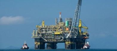 Piattaforma petrolifera
