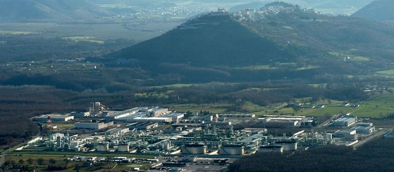 Centro olio Eni di Viggiano