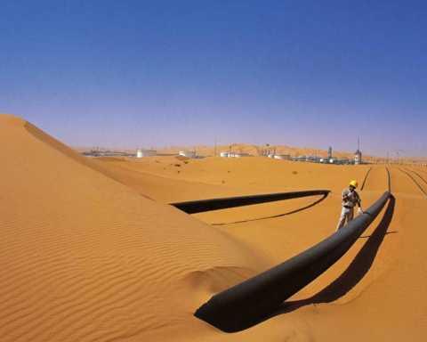 Attività Eni in Algeria