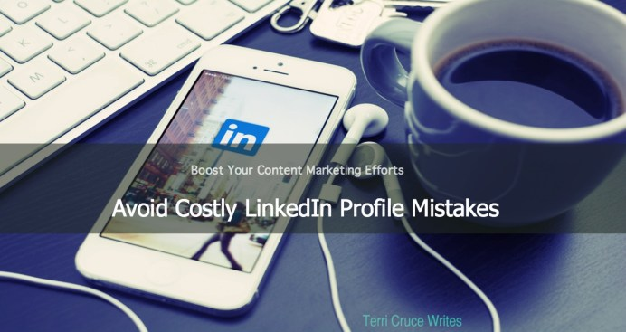 avoid LinkedIn Profile Mistakes