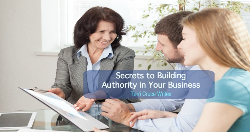 building authority in business