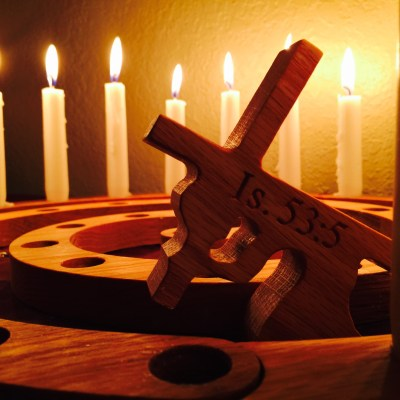 Is the Cross of Christ Really Light?