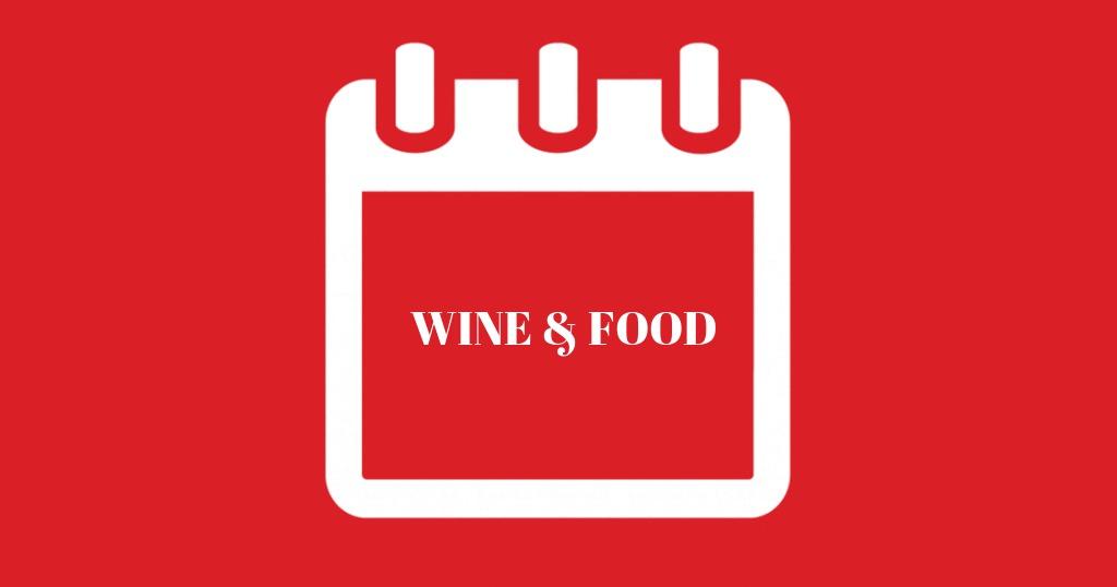 APPUNTAMENTI WINE&FOOD