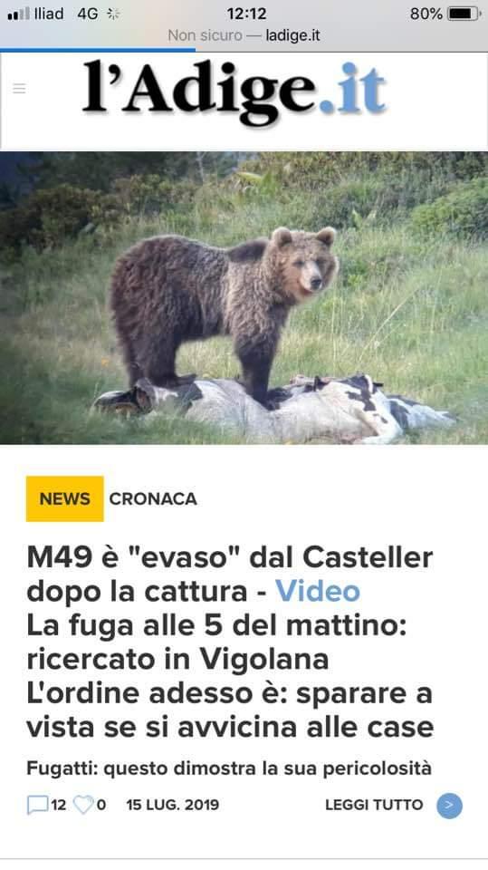 FUGA DA CASTELLER