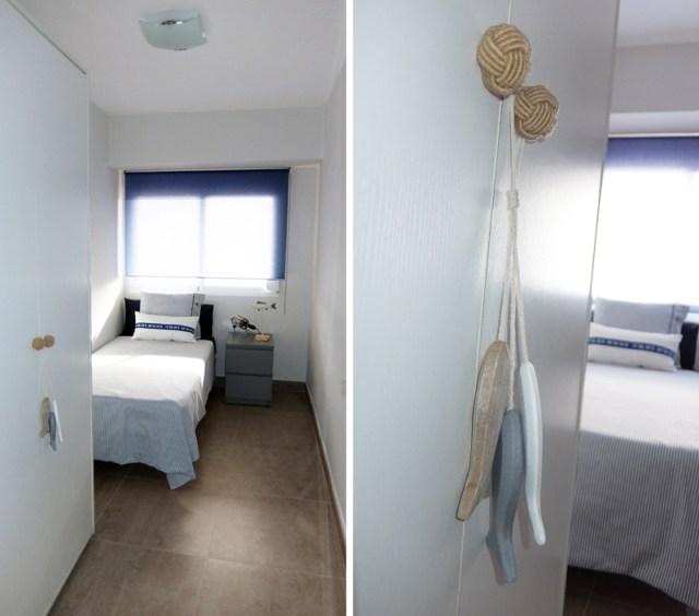 diseño de estilo mediterráneo. dorm22