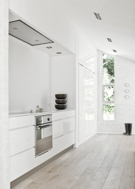 como decorar espacios pequeños. cocina