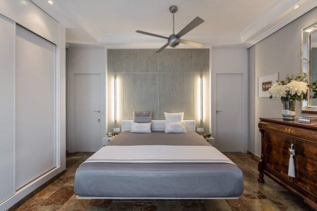 luz natural a raudales. dormitorio