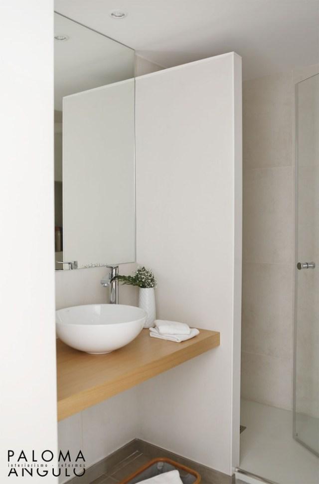 equipamiento segundo baño al reformar una vivienda en Madrid