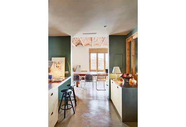 cambiar la cocina al reformar una vivienda antigua