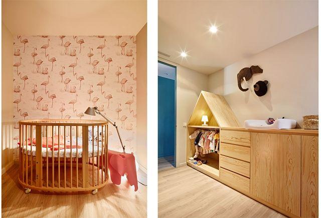 ideas de dormitorio infantil al reformar una vivienda antigua