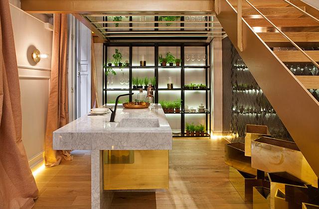decoradores de interiores.loft de Elisabeth Cueva