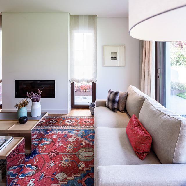 mobiliario a medida de diseño en salón
