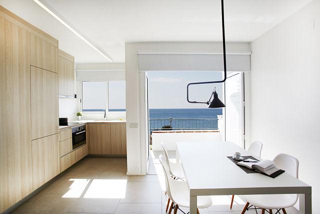 Diseño interior de vivienda en Sitges