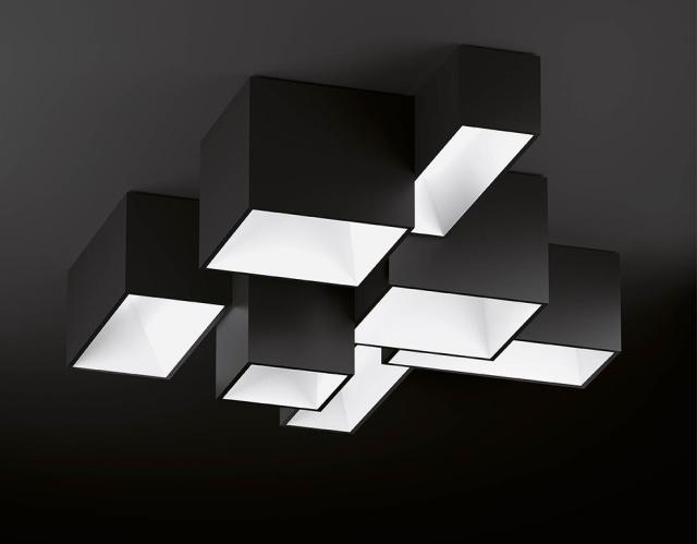 Iluminación técnica con lámpara link xxl de Vibia