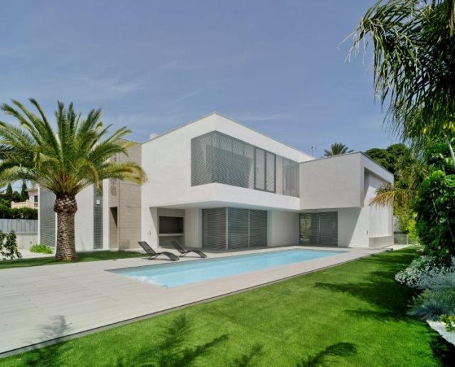 Diseño minimalista y contemporáneo en Alicante
