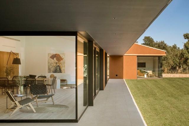 Arquitectura y diseño de espacios conectados con el exterior