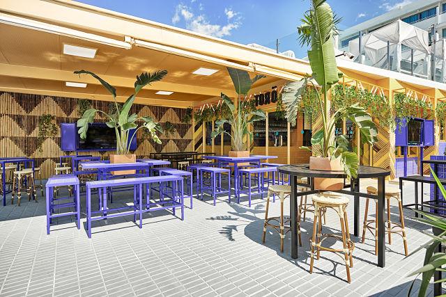 Sabor Mediterráneo En La Decoración De Bar Torö En Ibiza