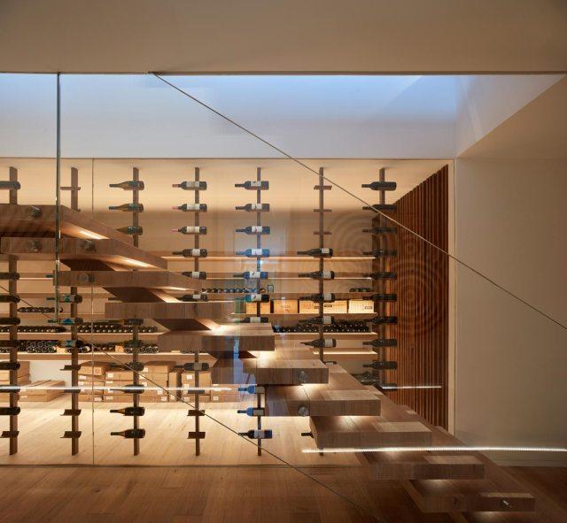 Bodega de diseño en casa en La Finca