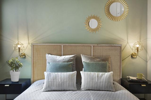 Dormitorio de proyecto de Egue y Seta en Madrid
