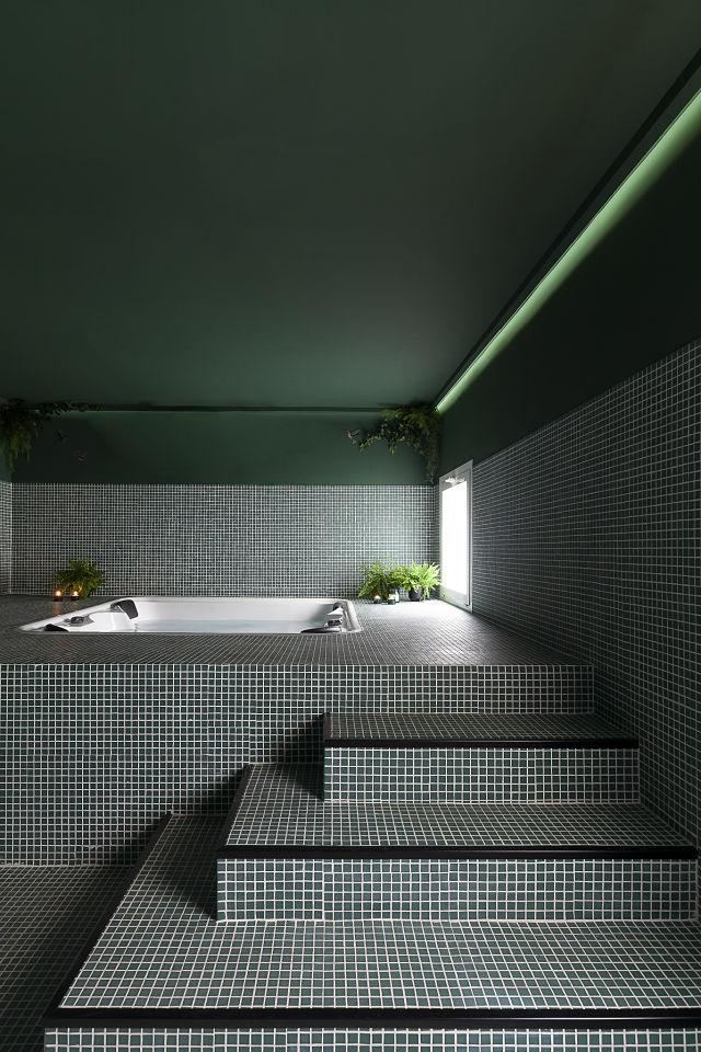 Diseño de spa en diseño y decoración de hoteles 2060 Newton Hostel