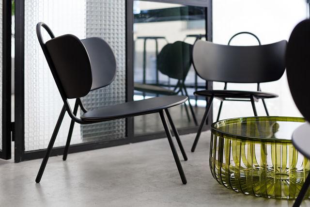 Mobiliario de diseño en diseño y decoración de hoteles