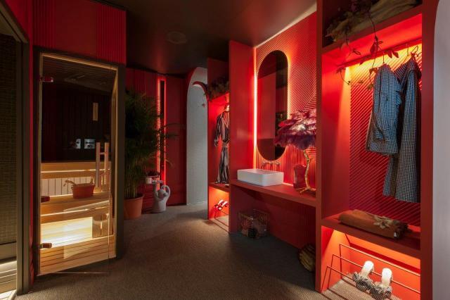 Vestidor de Adriana Nicolau en Marbella Design
