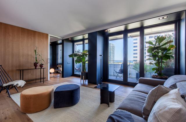 Decoración de diseño en casas modernas
