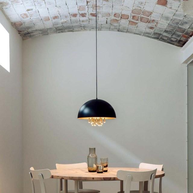 Lámpara de techo Raindrops de Milán Iluminación