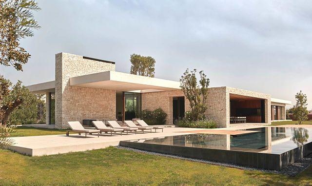 Arquitectura y diseño de cajas de casa Madrigal