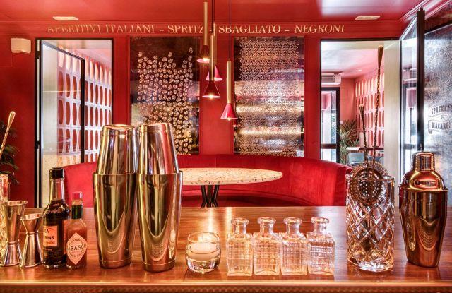 Restaurante Noi en Madrid, diseño de Ilmiodesign