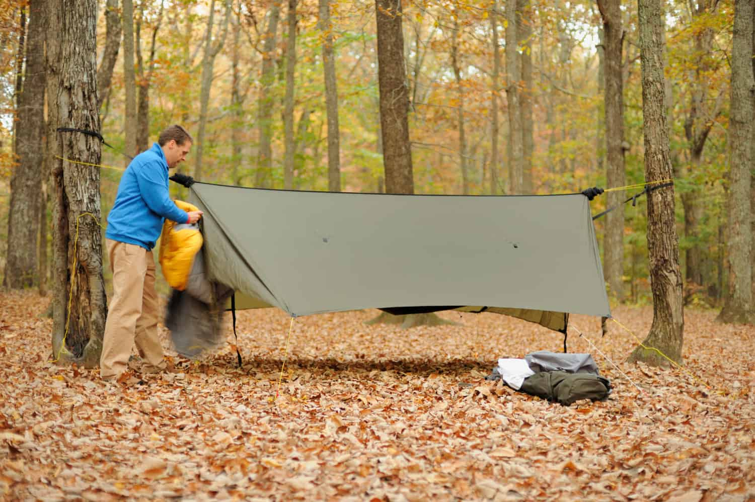 Stay Dry 9 Best Hammock Tarps For Camping Amp Backpacking