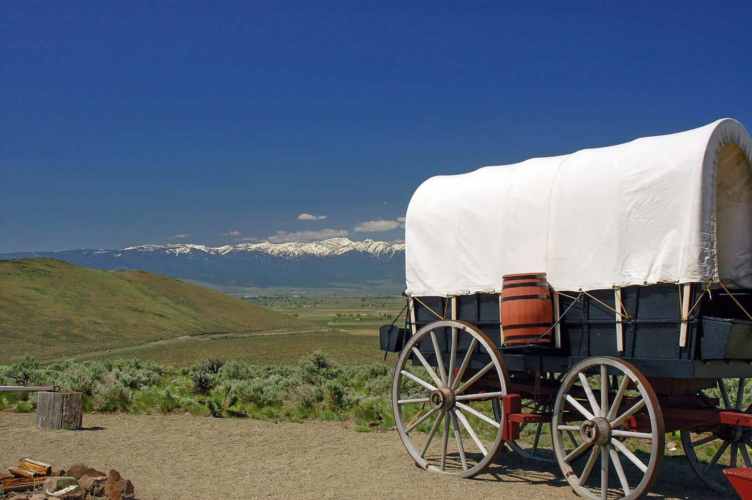 Hike Through History On These Stretches Of The Oregon Trail
