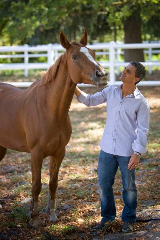 CH ROUILLAC Laurent cheval