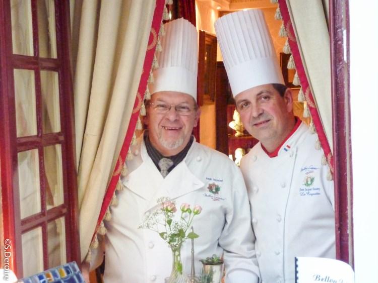 Chefs de la Cognette Issoudun Terroir Evasion.com