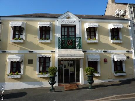 Hotel La Cognette à Issoudun-2