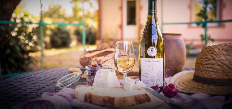 Reuilly vin Domaine Denis Jamain