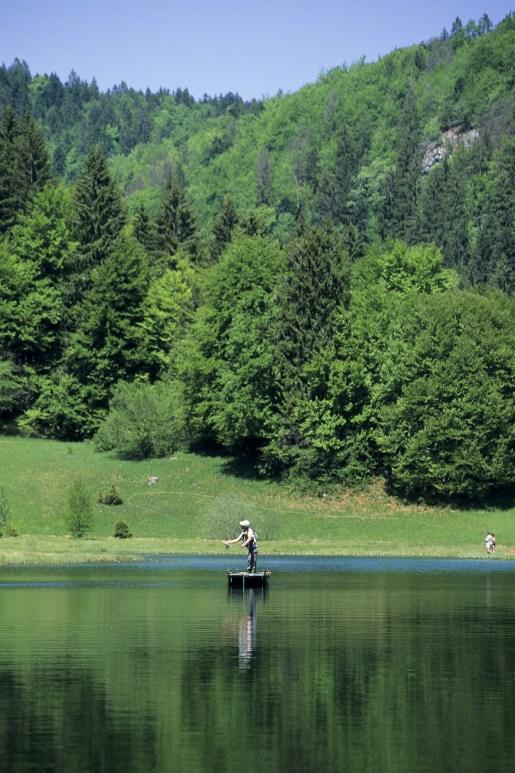 Lac Genin - Pays de Gex