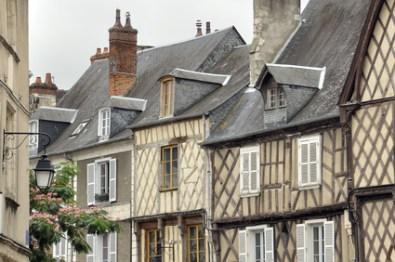 Bourges maisons médiévales