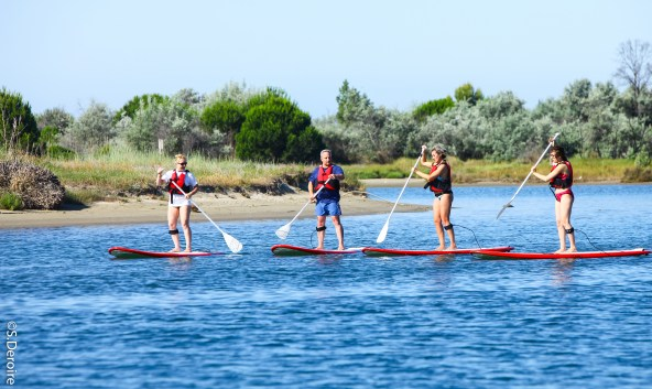 Stand-up-paddle, Terroir Evasion