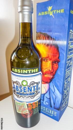 bouteille absinthe, @SylvieDeroire, Terroir Evasion