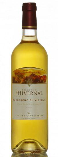 Pacherenc du Vic Bilh Moelleux - Cave de Crouseilles - Prélude Hivernal