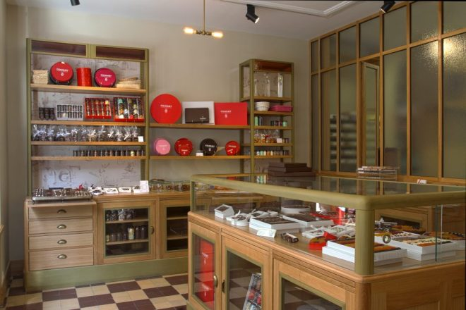 Maison Fouquet chocolaterie - Boutique Lafitte