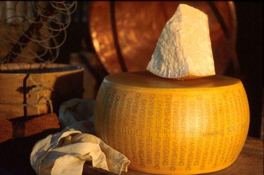 Parmigiano Reggiano meule