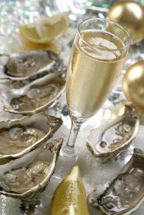 Huîtres & Champagne