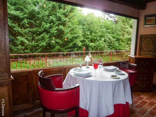 Les Glorieuses de Bresse - Georges Blanc Restaurant gastronomique